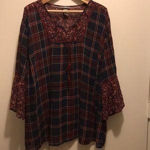 Catherine's women's layering shirt
